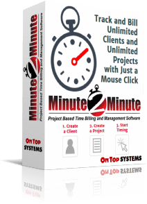 Minute-2-Minute time tracking software
